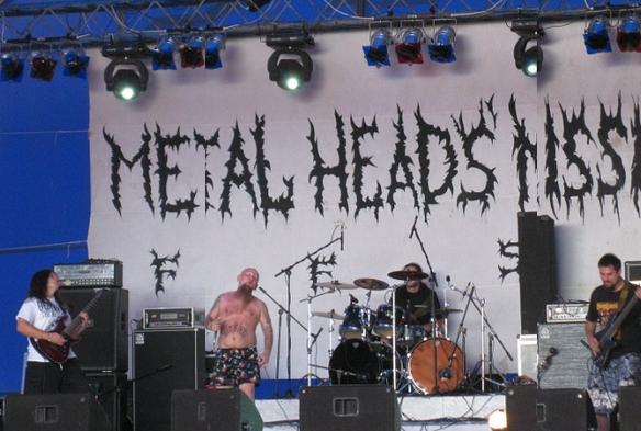 Metal Heads' Mission 6
